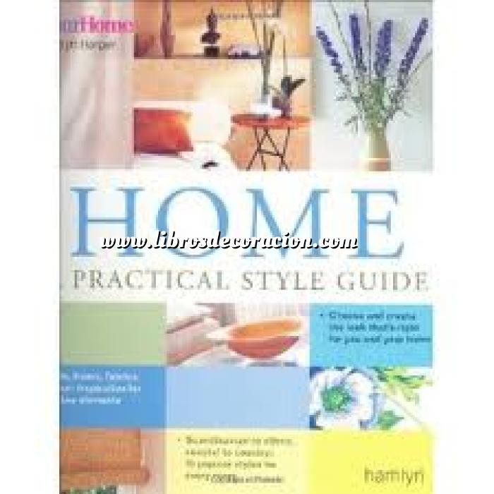 Libros de interiorismo y decoraci n tienda online for Home style guide